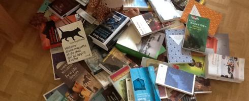 Ma bibliothèque est une boîte à souvenirs