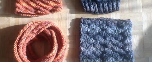 Bonnets, tours de cou